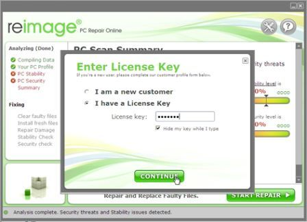 generate license key for any software