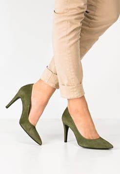 Brenda Zaro - DIAN - Zapatos altos - kaki