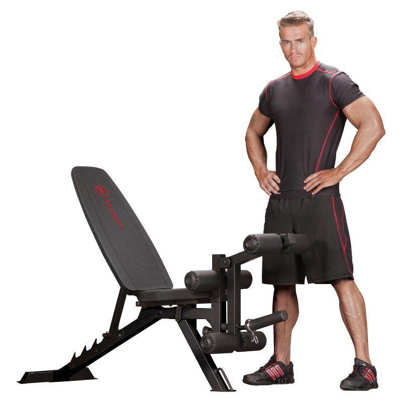 Pleasant Marcy Utility Bench Black Sb350 At Home Gym Weight Creativecarmelina Interior Chair Design Creativecarmelinacom