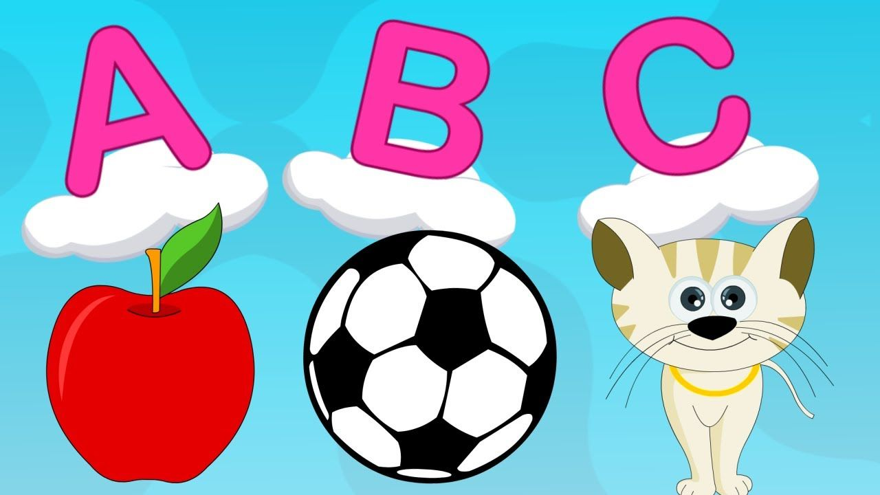 Best Abc Alphabet Song From Hooplakidz Abc Alphabet Song Alphabet Songs Kids Songs