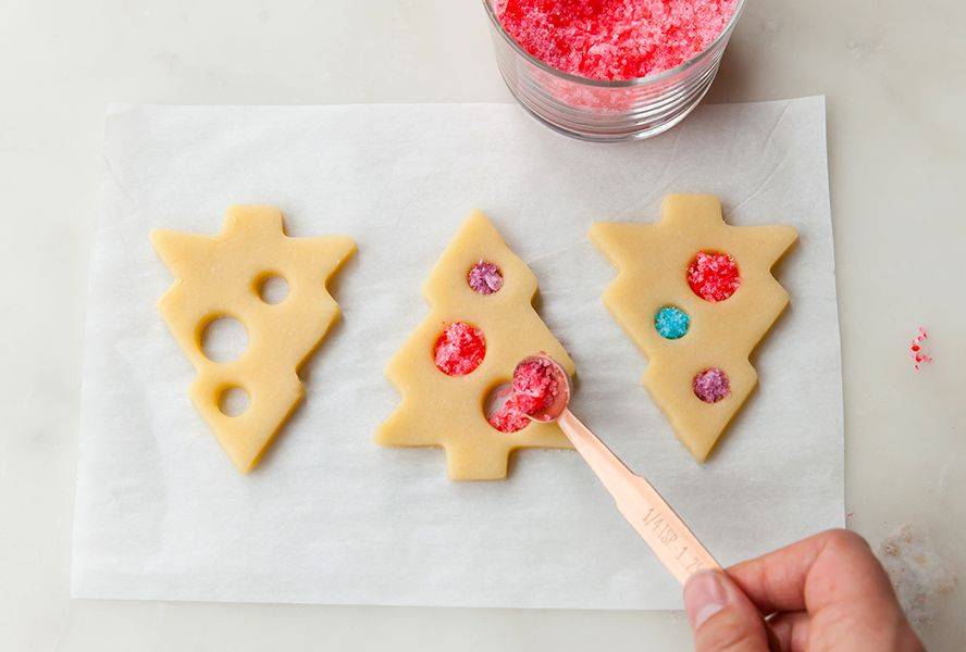 These Stained Glass Cookies Will Bring The Sparkle To Your Cookie