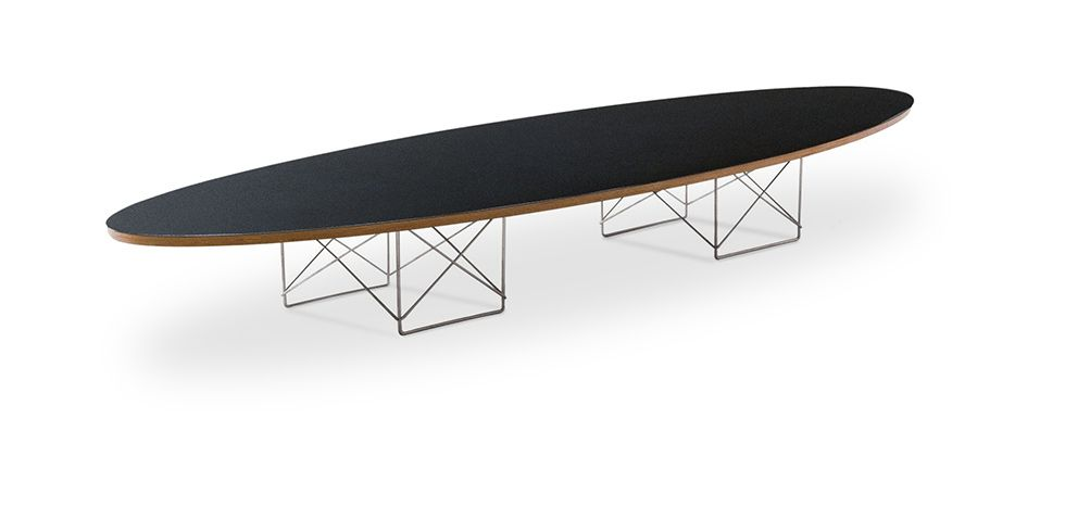 Table Basse Elliptical Etr Charles Eames Style Talk Pr