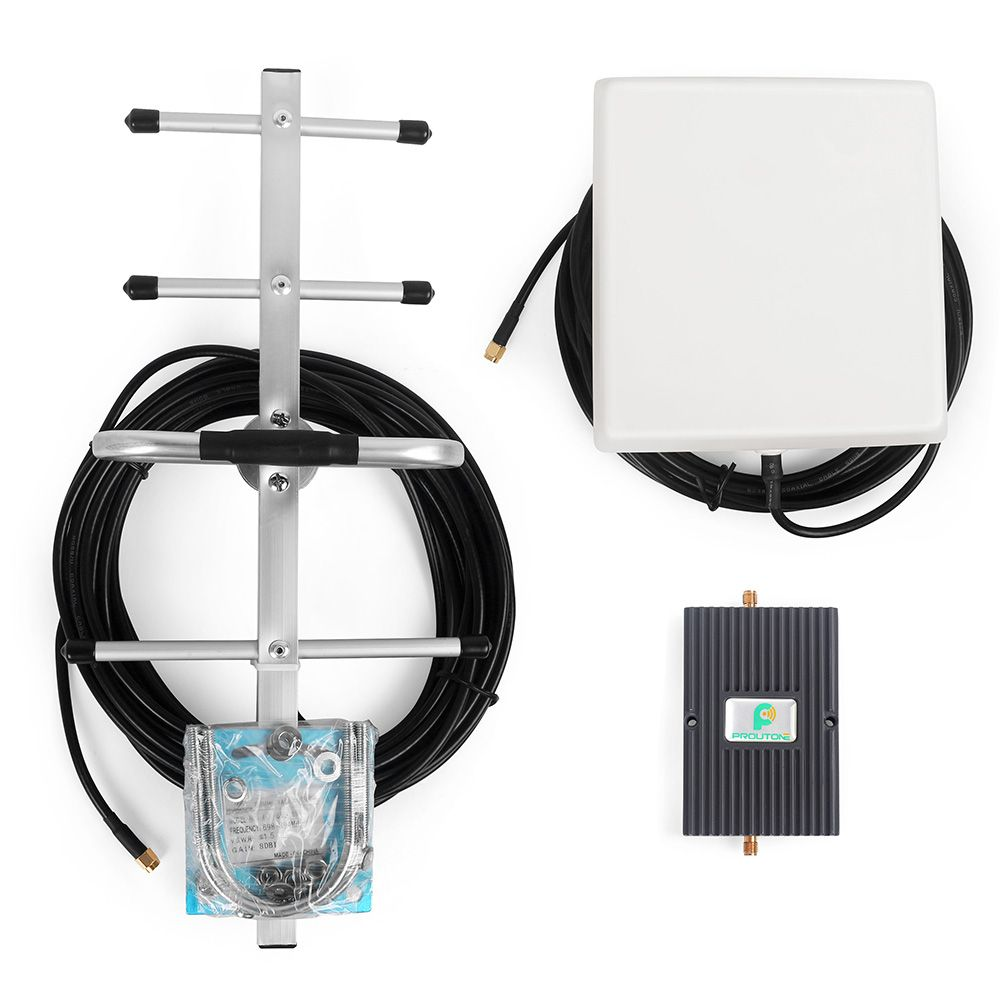 65dB 4G LTE 700MHz Cellphone Mobile Phone Signal Booster Repeater