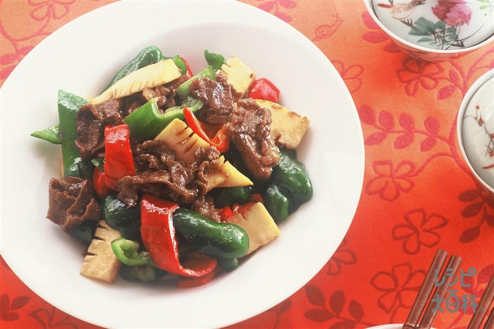 肉 野菜 炒め オイスター ソース
