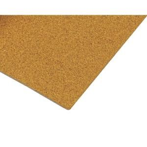 Qep 150 Sq Ft 2 Ft X 3 Ft X 1 2 In Cork Underlayment Sheets 25 Pack Four Mile Pinterest