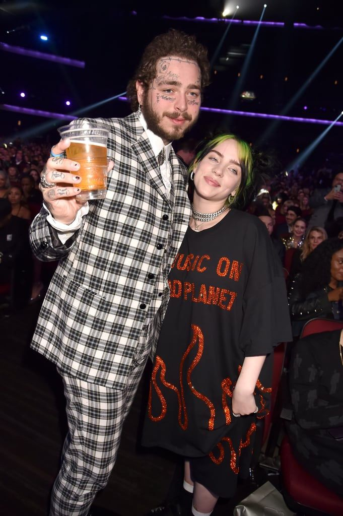Billie Eilish's First-Ever AMAs Appearance Was Off the Chain