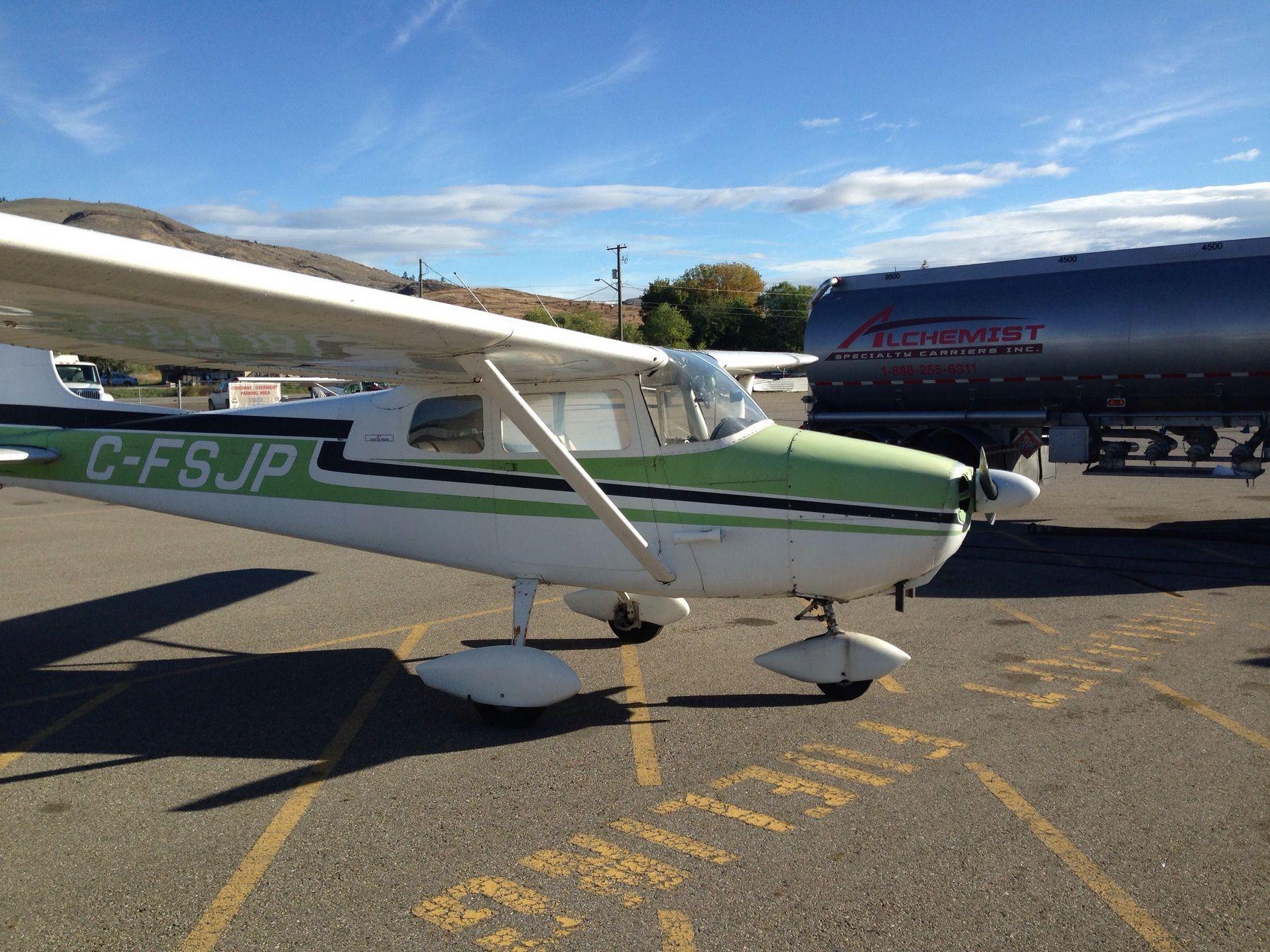 1957 Cessna 172 for sale in (CYVK) Vernon, BC Canada