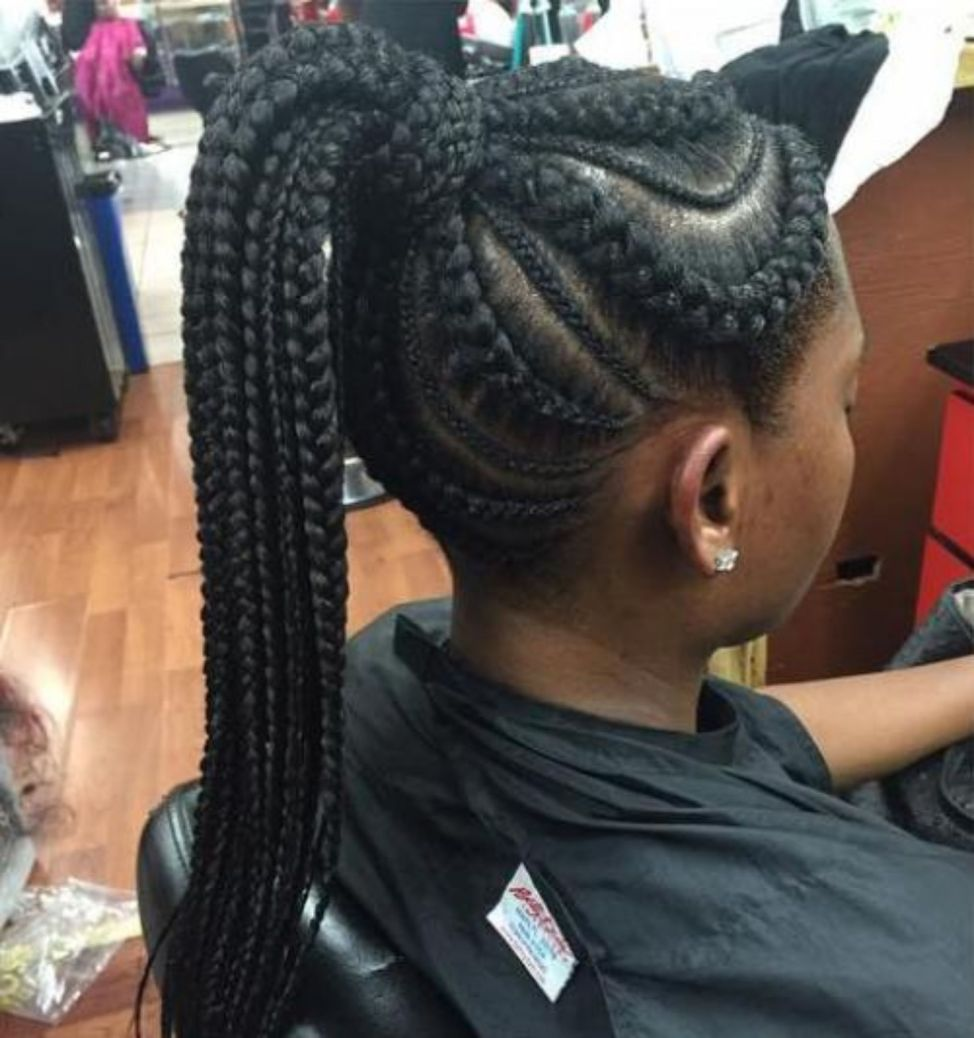 best black braided hairstyles that turn heads in vacation