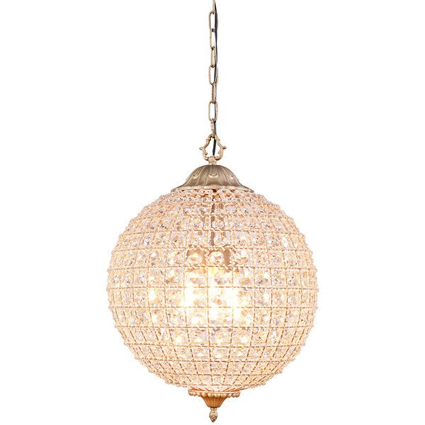 Kosas Home Brass & Gold Allesandria Medium Crystal Chandelier ($630) ❤ liked on Polyvore featuring home, lighting, ceiling lights, crystal chandelier light, crystal chandelier, gold crystal chandelier, crystal chandelier lighting and brass chandelier