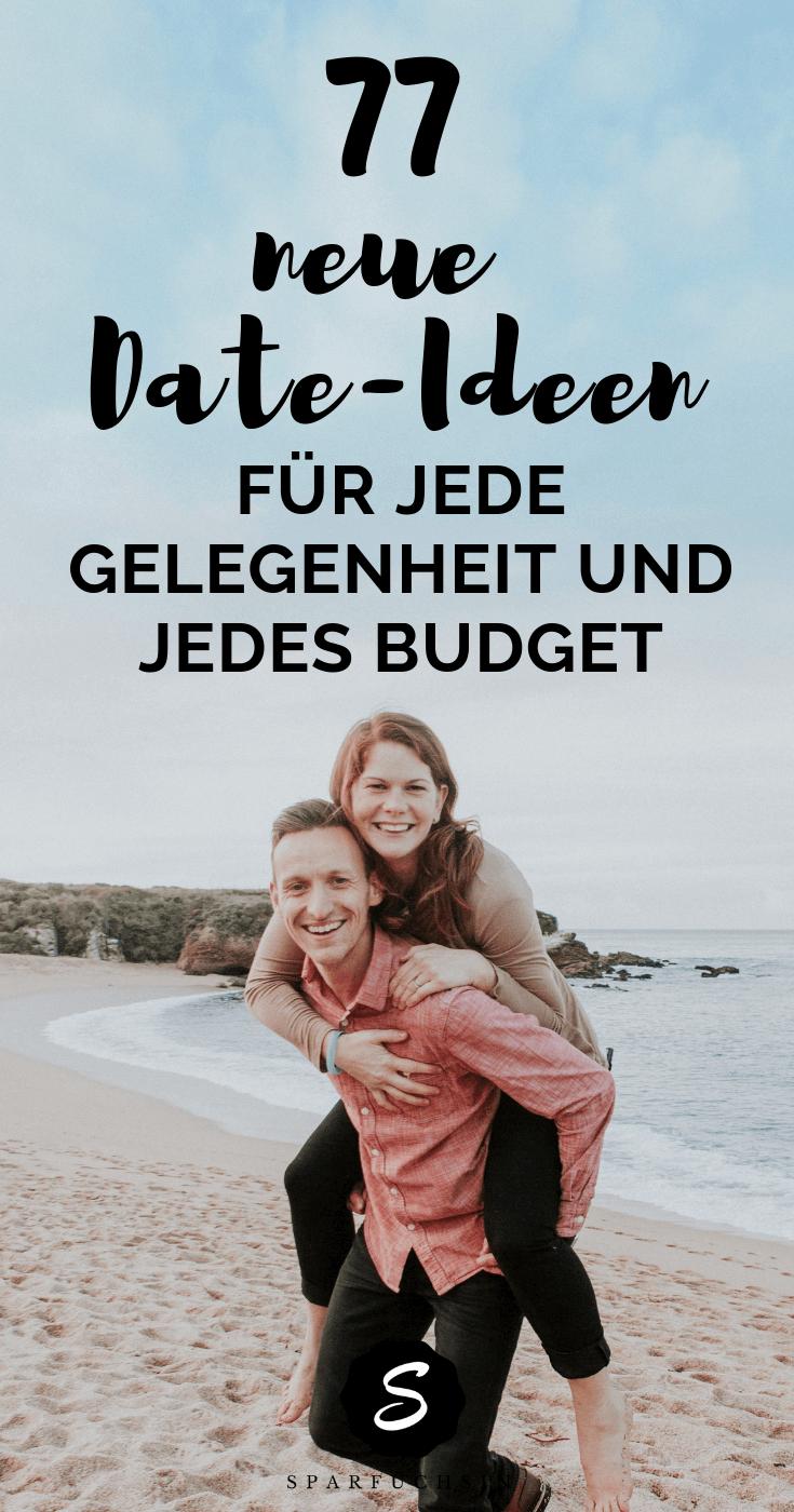 77 neue Date-Ideen für jedes Budget und jede Gelegenheit