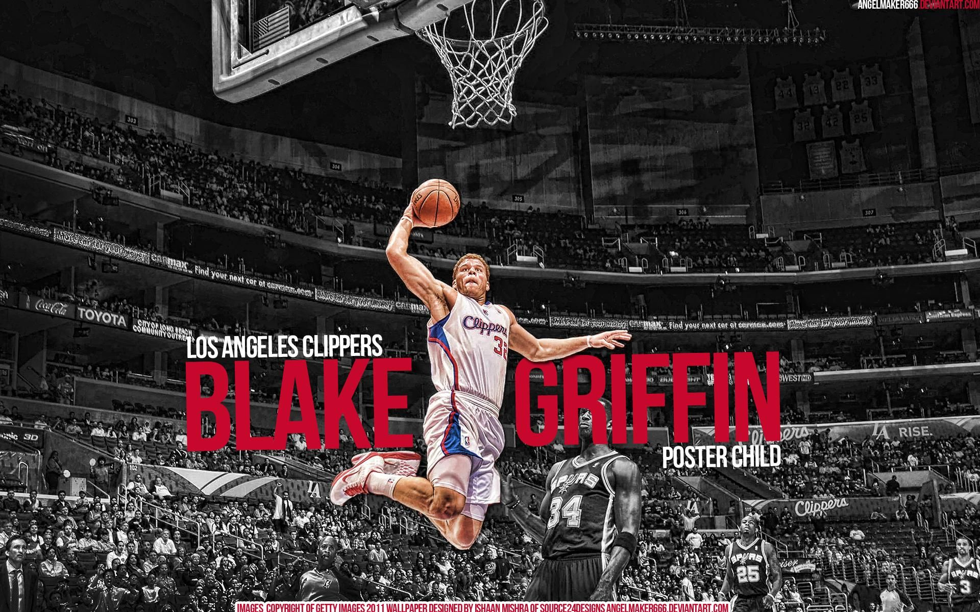 Griffin Is A Beast Blake Griffin Los Angeles Clippers Blake Griffin Dunk