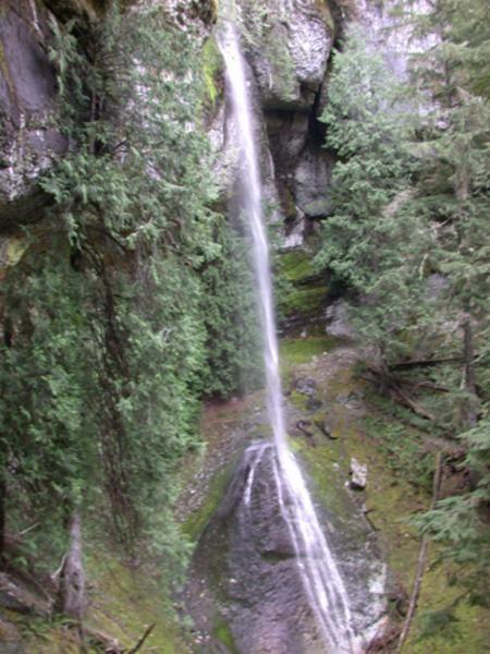 Goat Creek (cathedral falls) #205 — Washington Trails Association