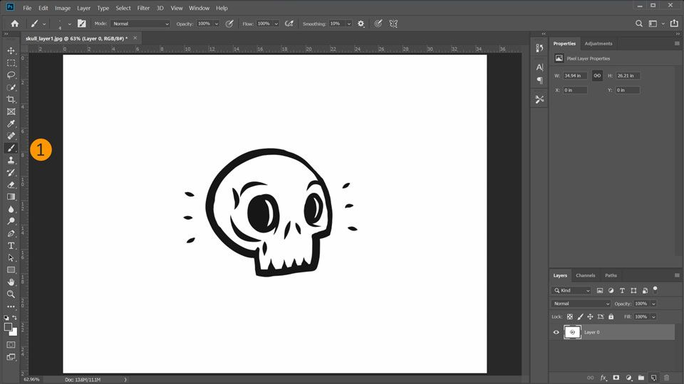 How To Create An Animated Gif In Photoshop Adobe Photoshop