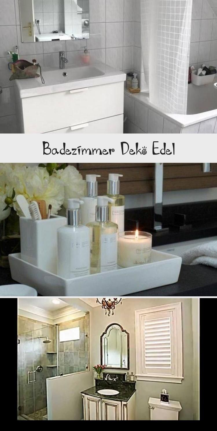 Badezimmer Deko Edel In 2020 Bathroom Mirror Lighted Bathroom