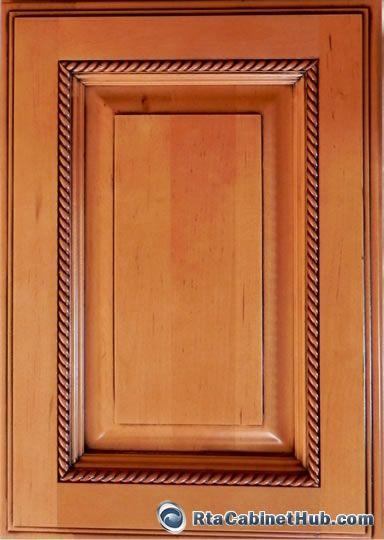 Sandstone Rope Rta Cabinet Hub Honey Rope Rta Cabinets