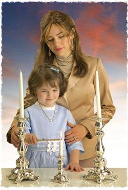 Blessings U0026 Instructions For Shabbat Candles   Candle Lighting Guide