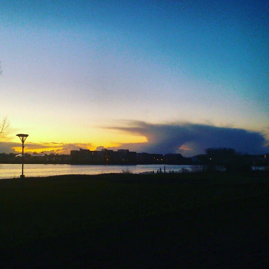 Zwolle, inspiring air.