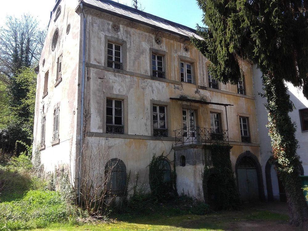 Burg Weckbecker, verlassene Orte, Mosel Verlassene orte