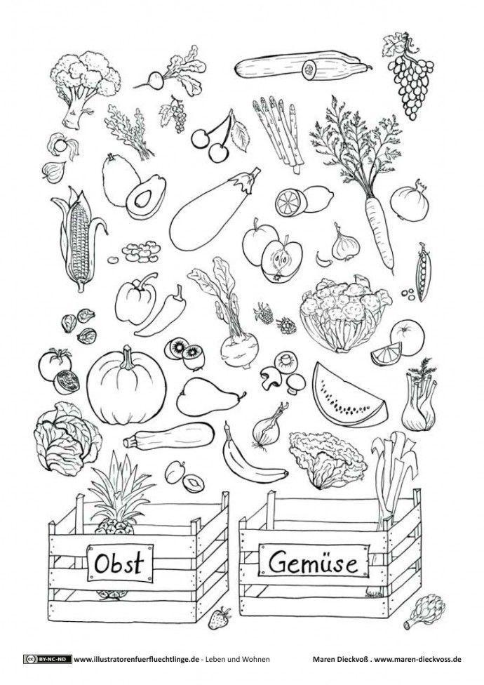 Leben Und Wohnen Obst Gemuse Ratespiel Dieckvoss Leben Und Wohnen Obst Gemuse Ratespiel Dieckvoss 2020 Okul Oncesi Aktiviteler Boyama Sayfalari Faaliyetler
