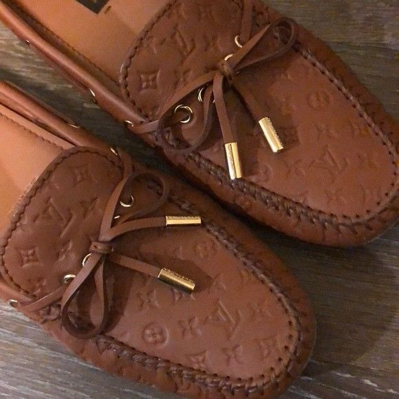 cb42041a1dd4 Authentic Louis Vuitton Loafers Womens Louis Vuitton Gloria flat loafers   fashion  clothing  shoes  accessories  womensshoes  flats (ebay link)