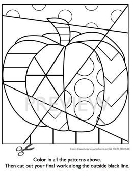 Coloring Pages K 2 For All Year Fun For Spring St Patrick S Day Easter Pop Art Patterns Coloring Pages Pattern Art