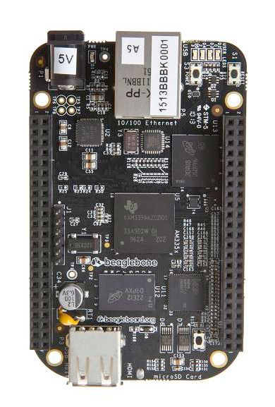 Black is the new Black.   BeagleBoard.org - BeagleBone Black