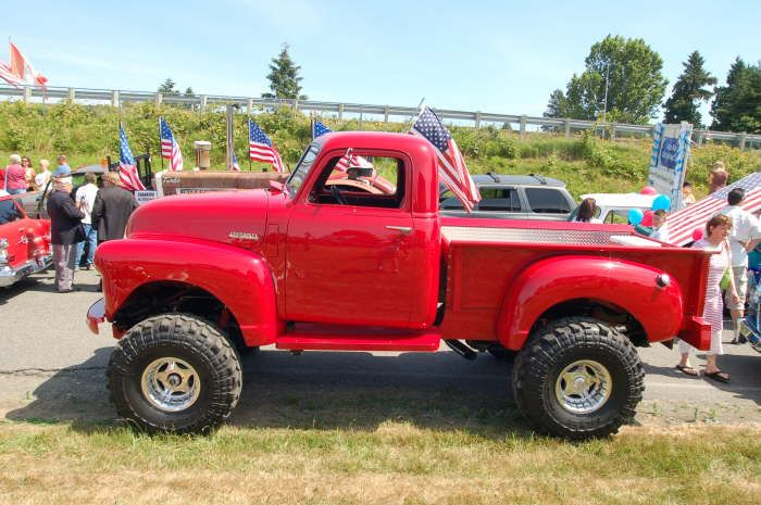 1951 Chevy 4x4 I Loove It I Wish I Could Have This Truck With