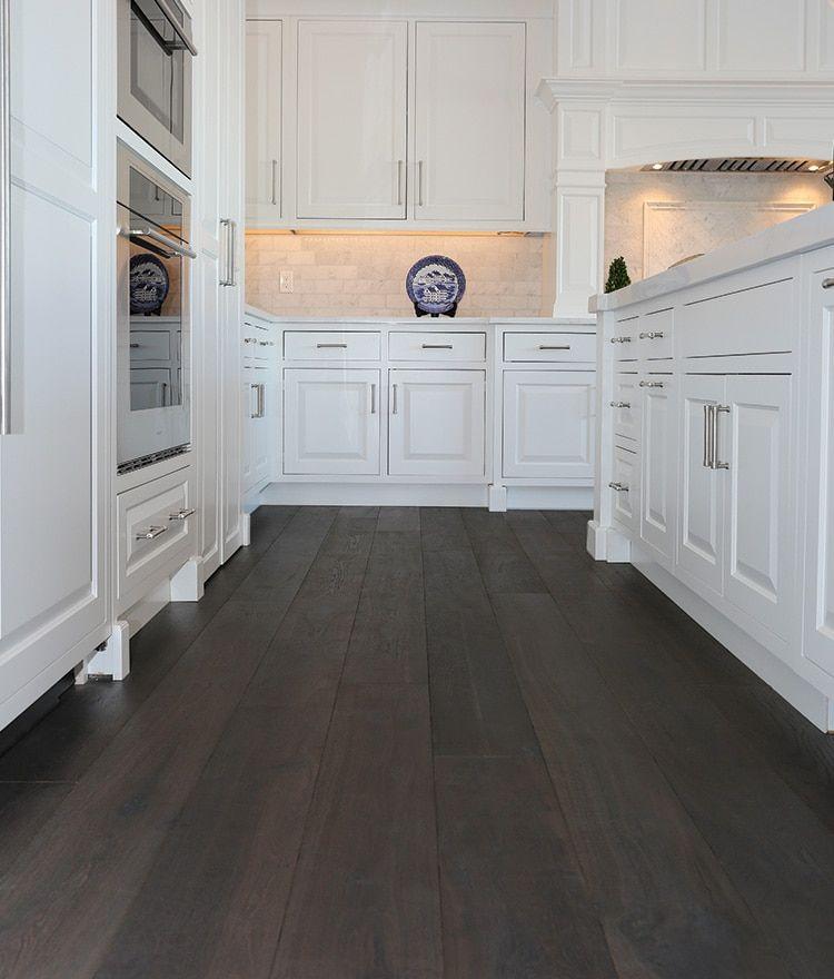 Dark Wide Plank Hardwood Flooring Wood Floors Wide Plank Wood