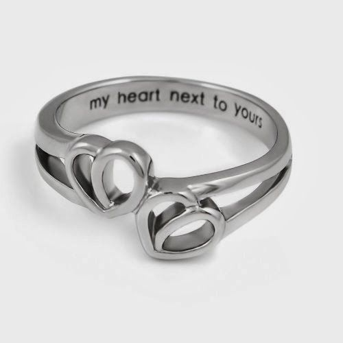 30 Inexpensive Small Gift Ideas For Your Girlfriend Great For Her Birthday And Christmas Present Promise Rings For Girlfriend Friend Rings Promise Rings