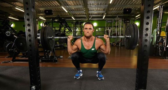 What's The Best Squat For Muscle Growth? | Barbell vs Smith Machine - The  Zone