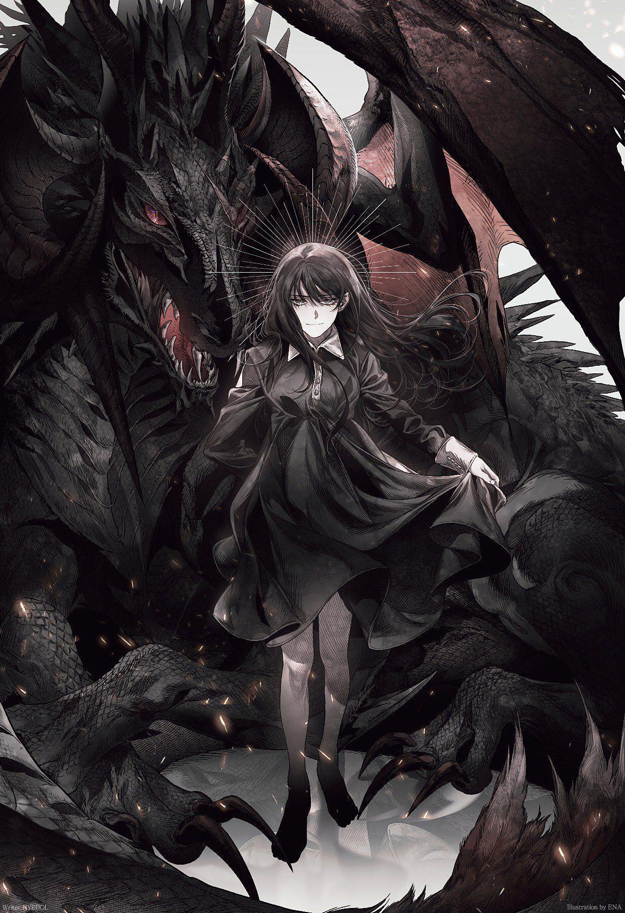 에나 on in 2020 Gothic anime, Anime art, Dark anime