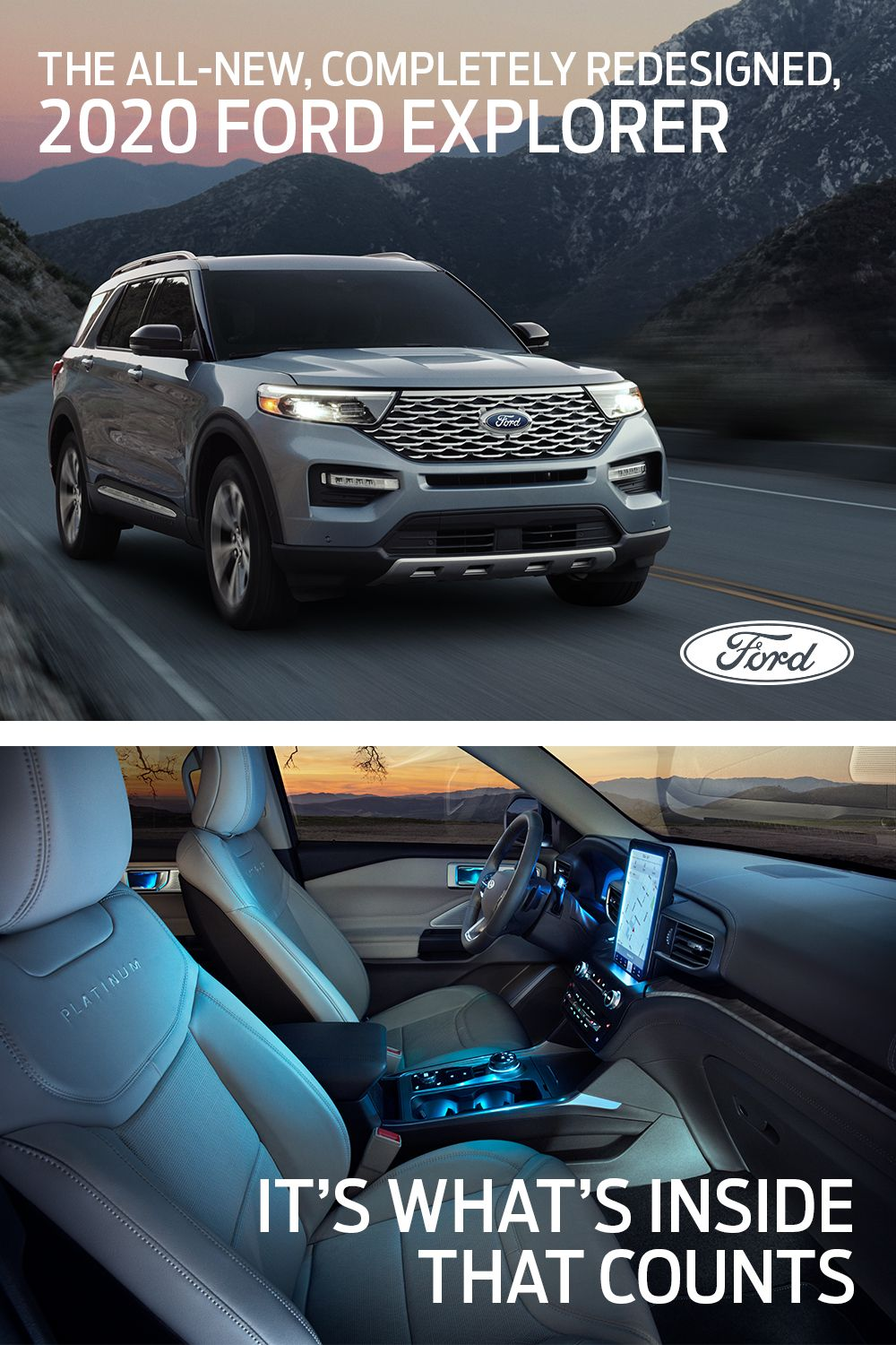 With Images 2020 Ford Explorer Ford Explorer Ford