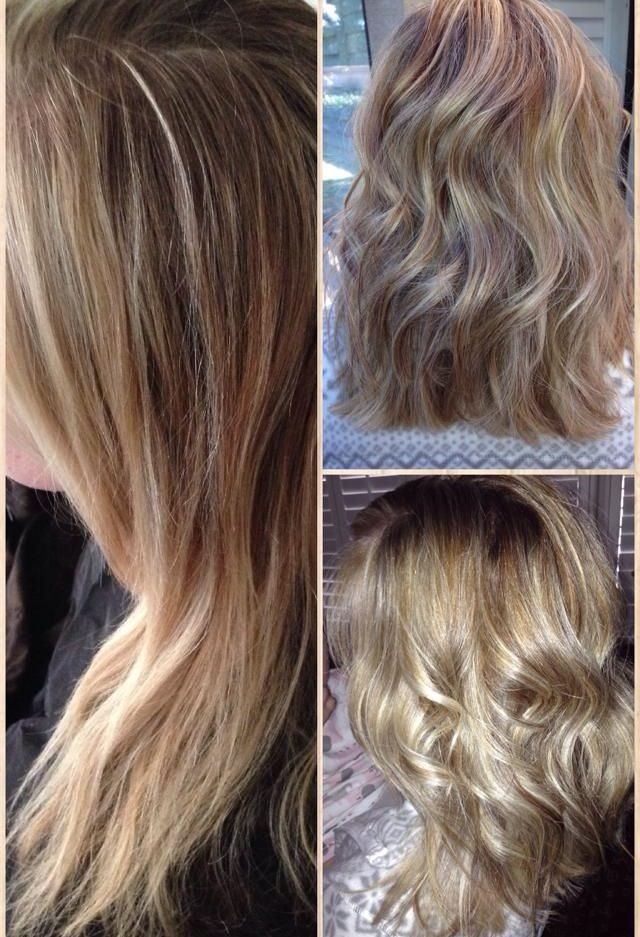 Blonde Highlights Lowlights Blonde Hair Natural Highlights