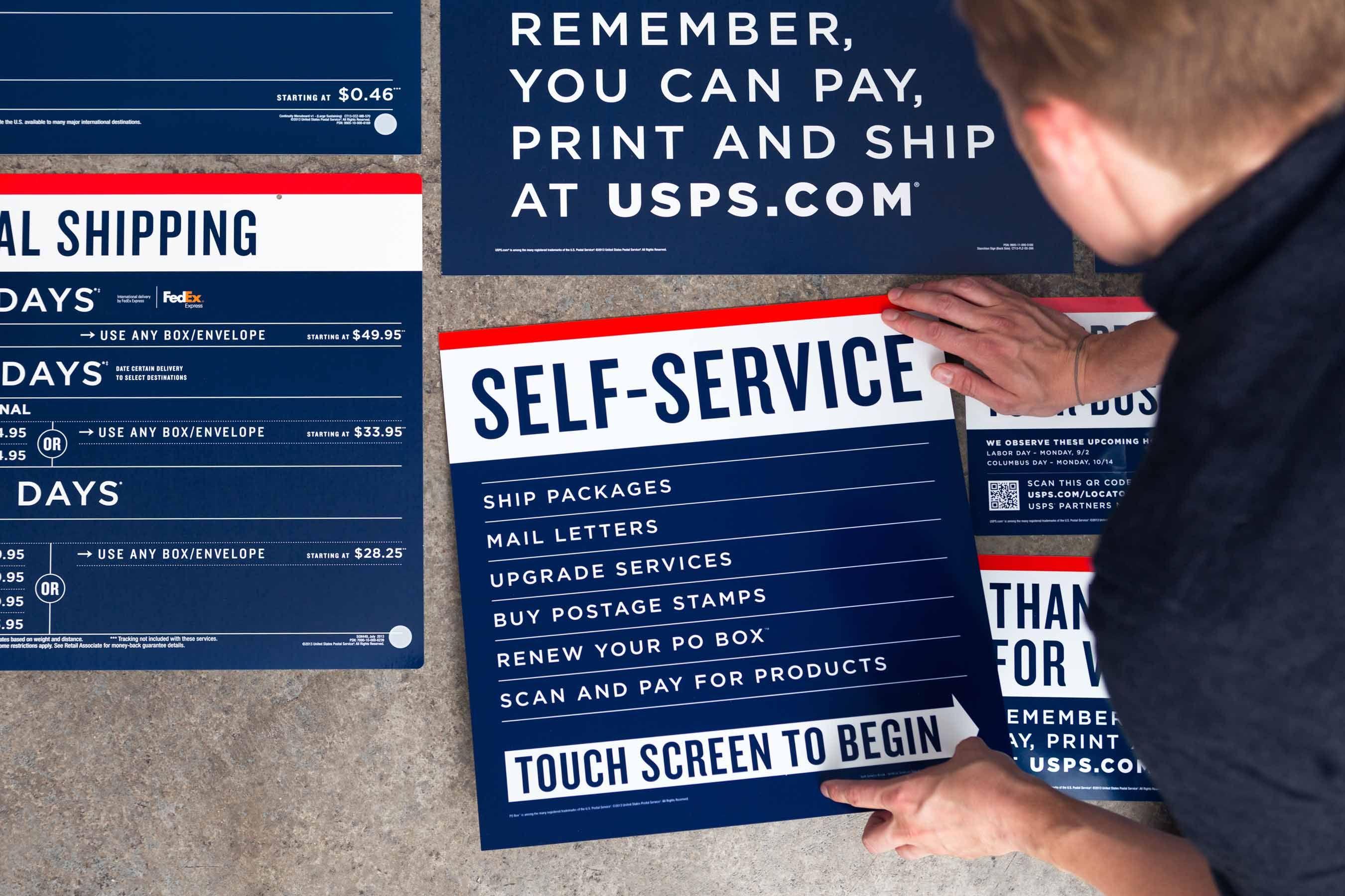 United Postal Service Jobs Application