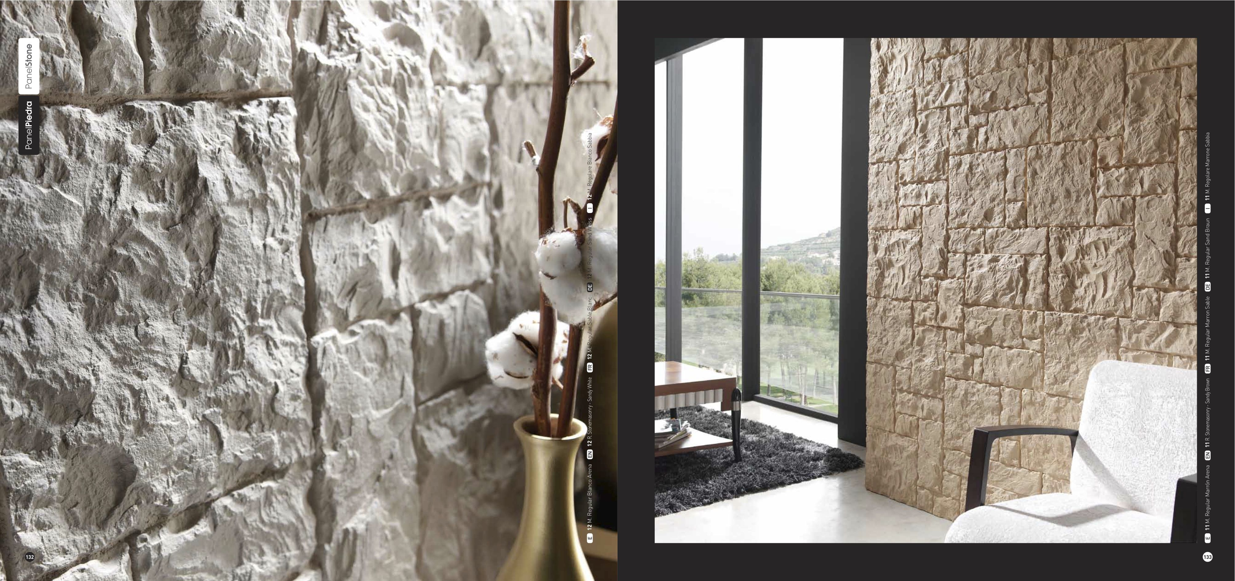 Dreamwall: Classic Collection http://wp.me/pGOHK-q0 Mamposteria Regular Stone Panels #stone #walls #surfaces #interiors #interiordesign