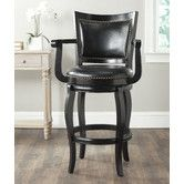 Found it at Wayfair - Gitano Swivel Bar Stool