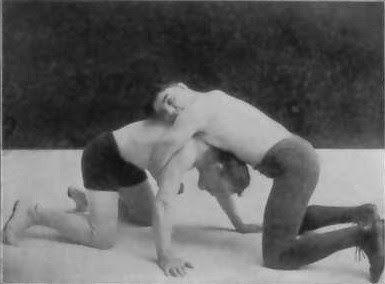 Sprawl - técnica de MMA