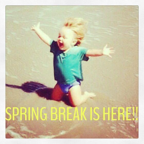 Spring Break Quotes For Teachers. QuotesGram | Spring break ...