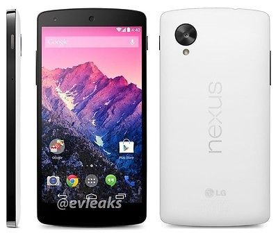 LG Nexus 5 D820 16GB GSM AT&T Smartphone-White-Good https://t.co/L08m99m7TF https://t.co/6s0b3uzUhx