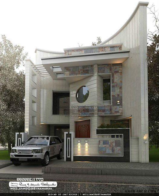 مجموعه من التصاميم المميزة للمهندس اكرم عبد اللطيف Arab Arch