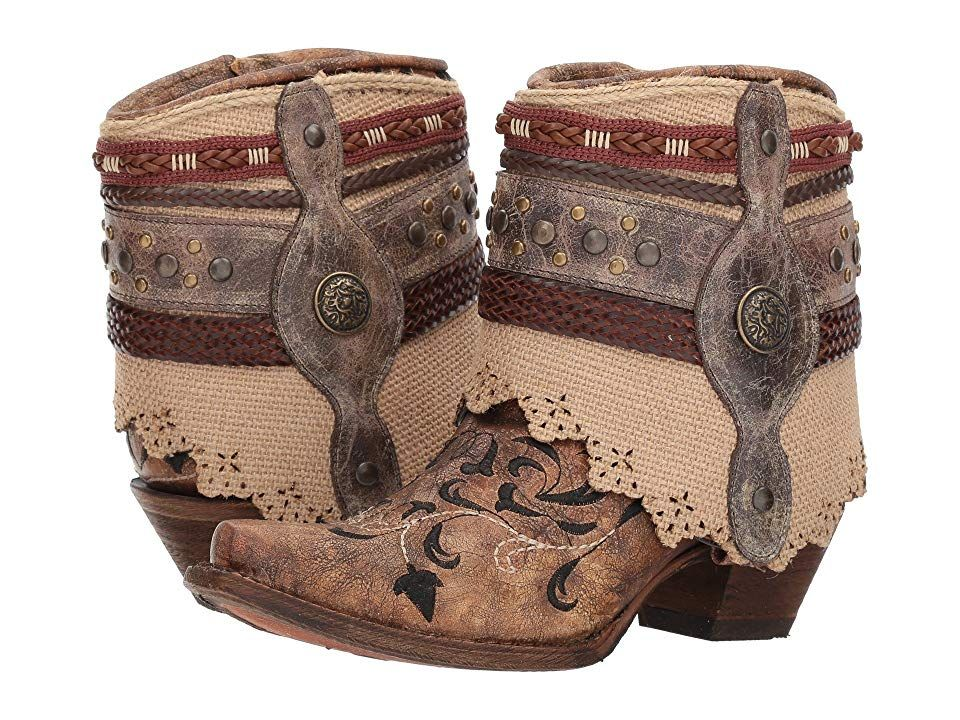 8c041461b9048 Corral Boots A3463 (Cognac) Cowboy Boots. The A3463 boots is an ...