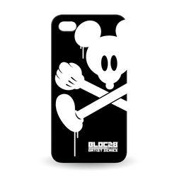 Disney iPhone 4 - Topolino Skull