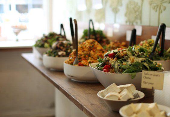Londons Best Vegetarian Restaurants Including Mildreds