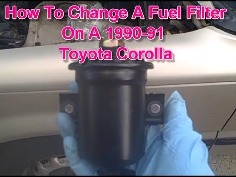 pin by atvnetworks com on strictlyforeign biz toyota pinterest Toyota Fuel Pump Problems strictlyforeign biz fuel filter replacement on a 1991 toyota corolla