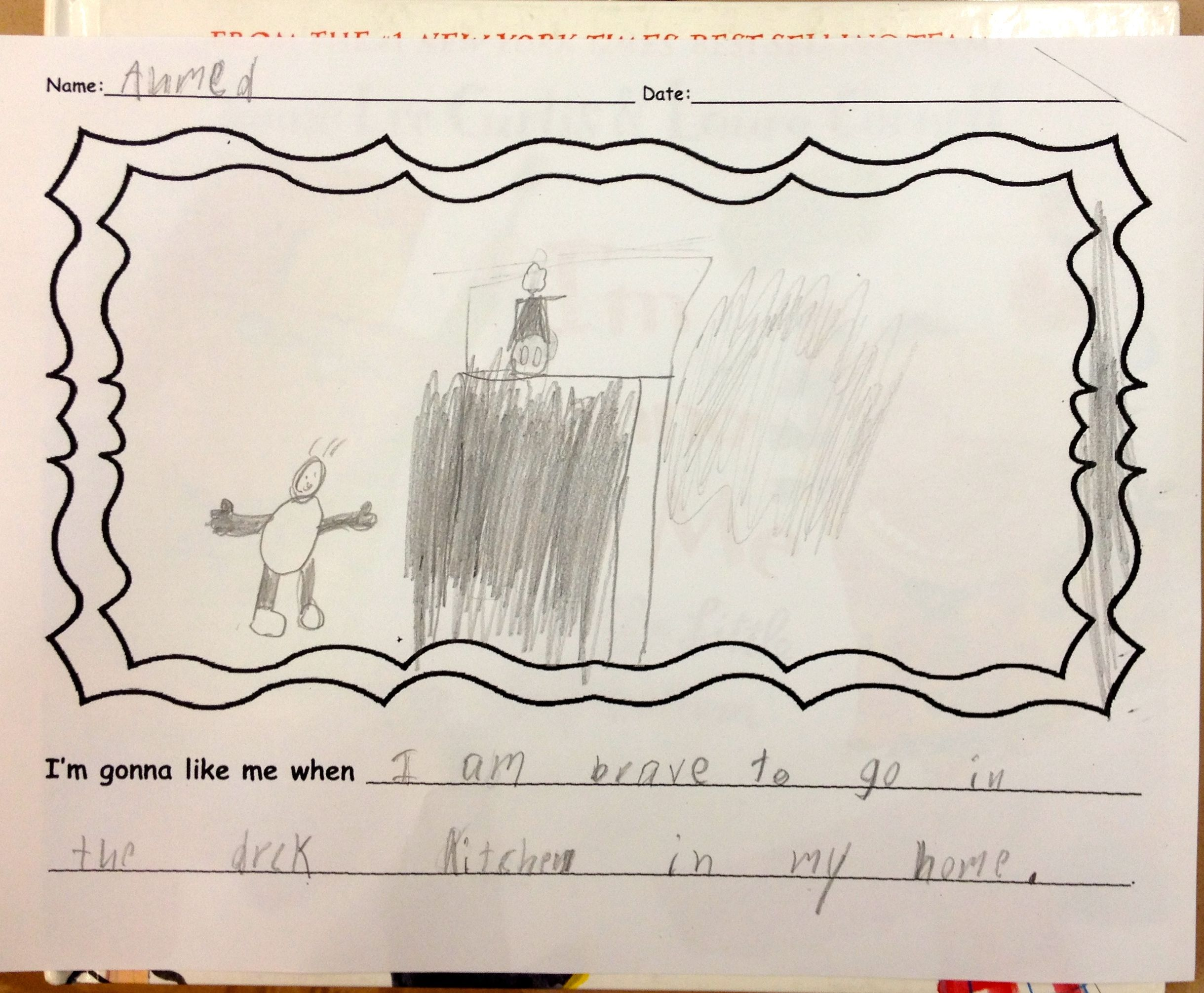 Bullying Week Continued Grade 1 I M Gonna Like Me