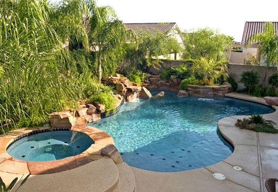 Freeform Swimming Pool Designs Swimming Pool Builder Premier Pools And Spas Swimming Pools
