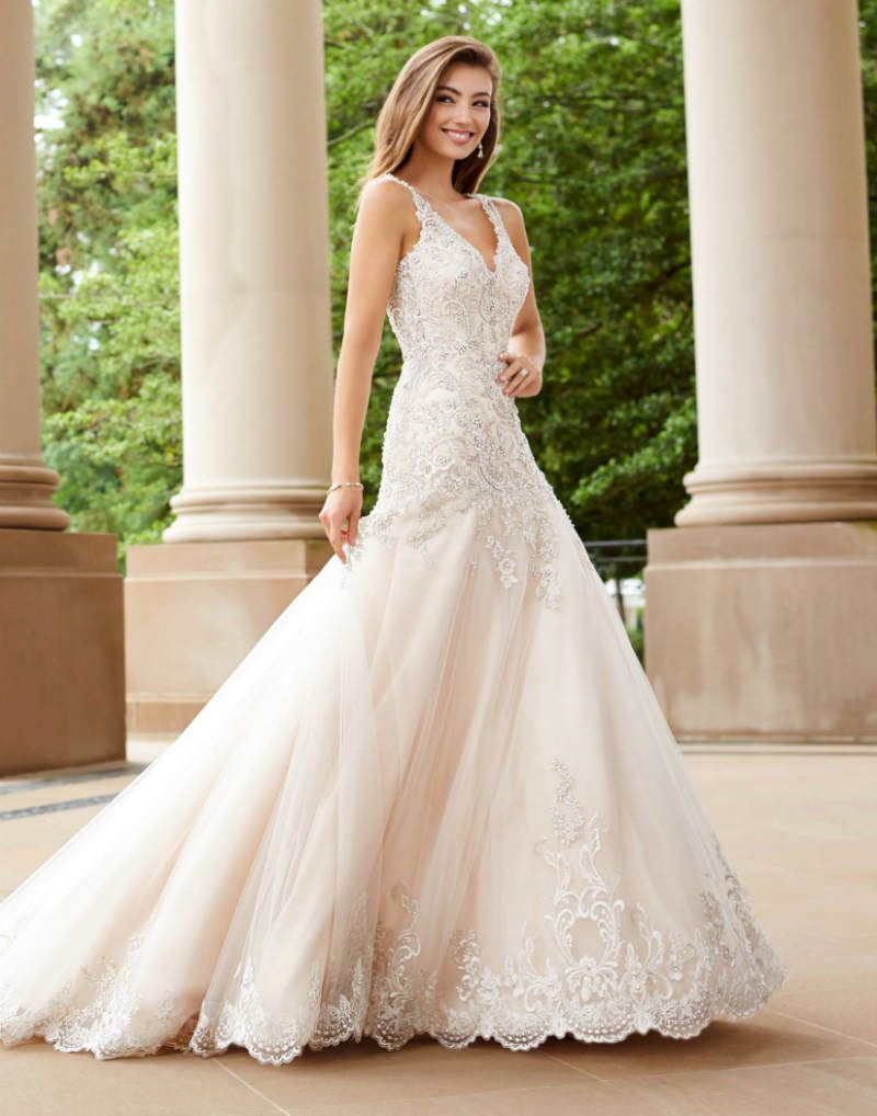 Martin thornburg spring bridal wedding dresses pinterest