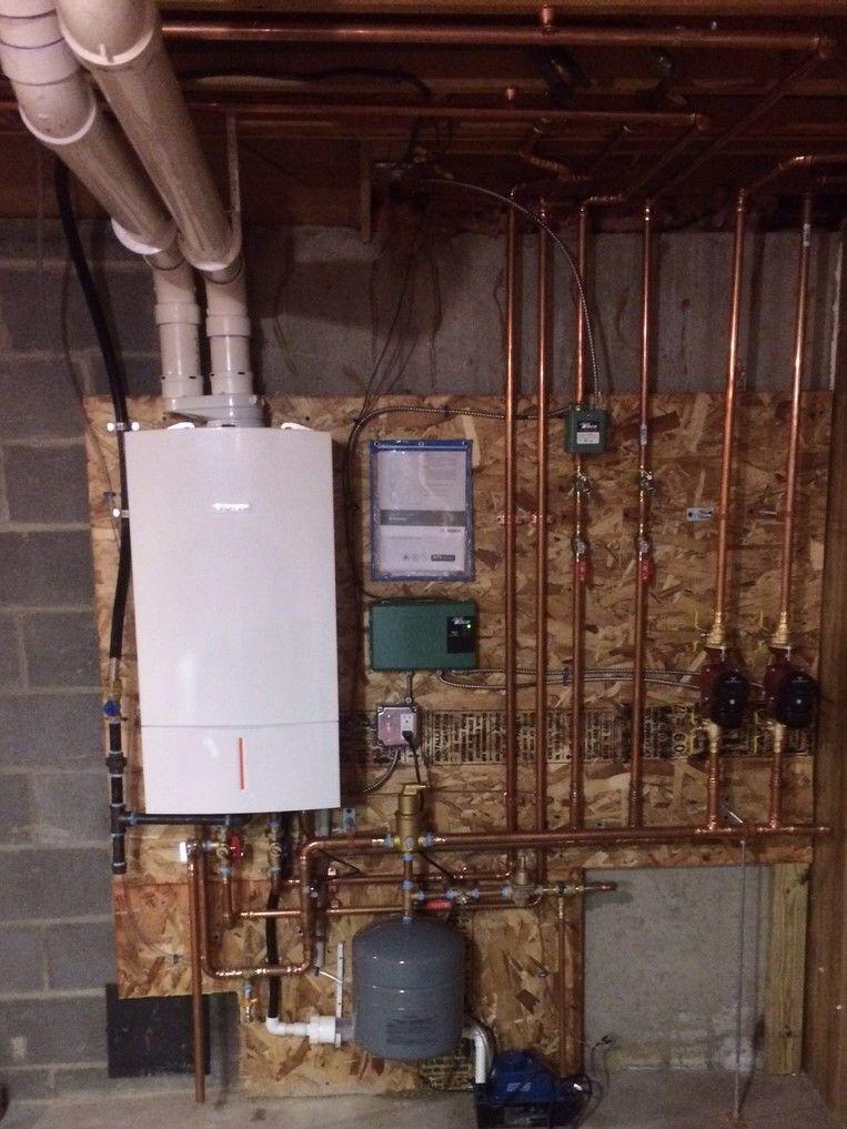 What An Upgrade Matt Bryan And Dave Installed A Bosch 2 Zone