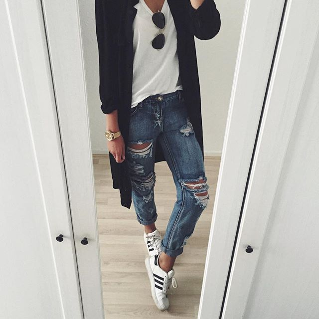 Todays casual look!