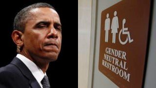 Картинки по запросу transgender restroom obama